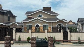 проект частного дома - реализован