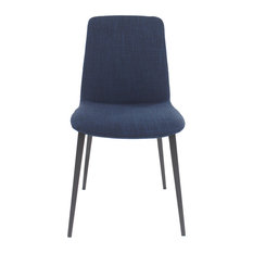 Kito Dining Chair Blue Set Of 2
