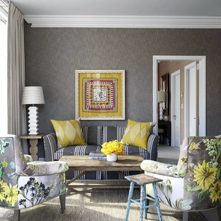 Amazing Grey And Yellow Living Room Ideas Creative