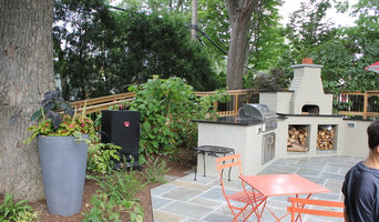 Patio and Outdoor Kitchen Transformation