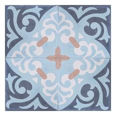 Espanola Cement Tile, Sample