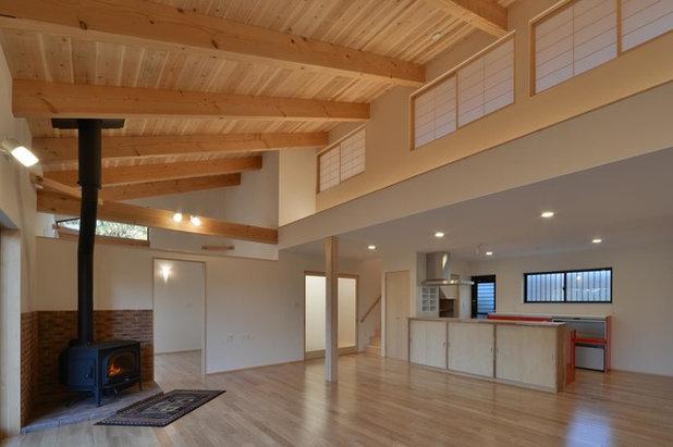 和室・和風  by 若山建築設計事務所
