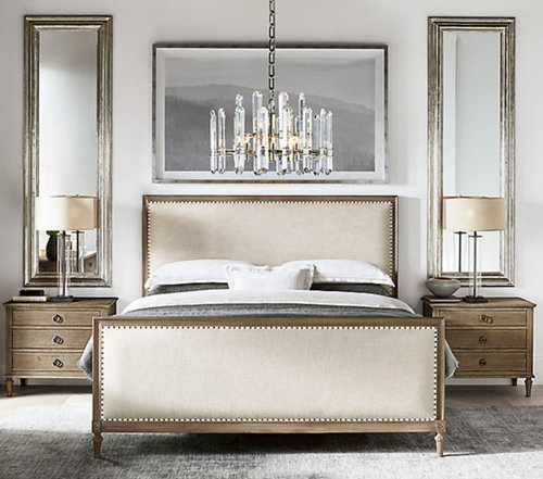 Attrayant Master Bedroom   Restoration Hardware For Less! Ideas Please