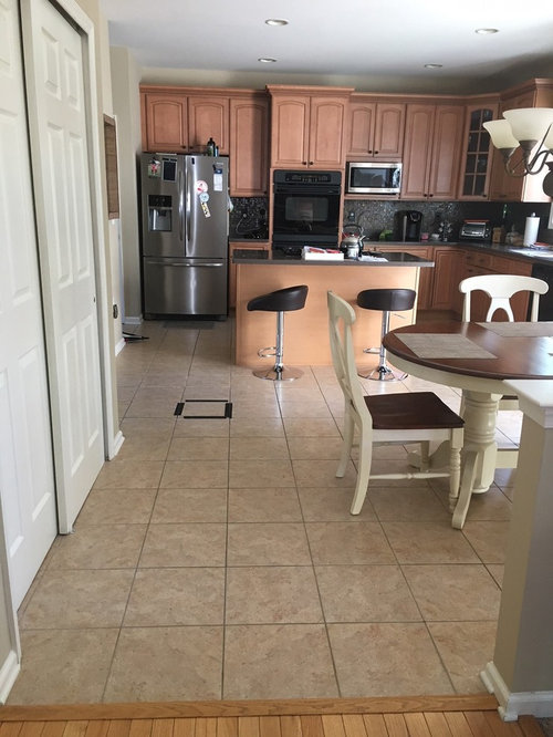 Help Flooring Tile Needs To Be Laid In