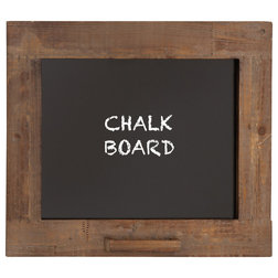 Rustic Bulletin Boards And Chalkboards by Brimfield & May