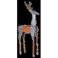 Metal Deer Decoration