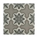 "9.75""x9.75"" Vendimia Porcelain Floor/Wall Tiles, Set of 16, 9.75""x9.75"", Ruzafa"