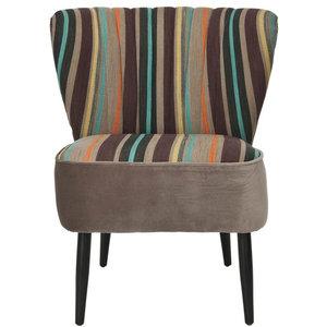 Terrific Swoop Arm Chair Hexagon Yellow Contemporary Armchairs Machost Co Dining Chair Design Ideas Machostcouk