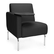 Triumph Series Right Arm Modular Lounge Chair
