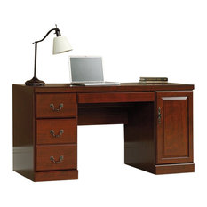 Sauder   Sauder Heritage Hill Computer Credenza   Desks And Hutches