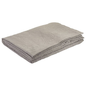 Southam Bedspread, Taupe, King 250x270 cm