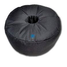 "Gravipod 14"" Round Umbrella Base Weight Bag - Up to 50 lbs."