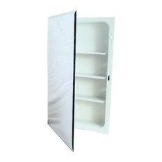 Shop Sliding Mirror Medicine Cabinet On Houzz