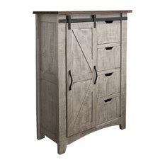 Sliding Barn Door Dressers Houzz