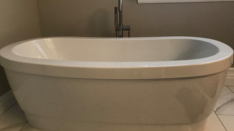 Relaxing Spa-Like Ensuite - AFTER