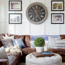 Jennifer Grey Living Rooms