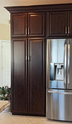 Stash It All: Know the 3 Zones of Kitchen Storage