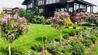 Промовидео от: Светлана Батова | Цветущий сад