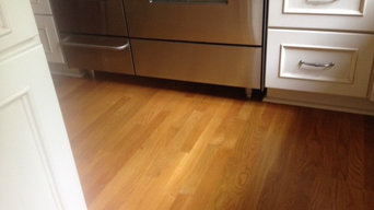 Mooresville Home: Wood Floors, Banisters, Newels & Pickets