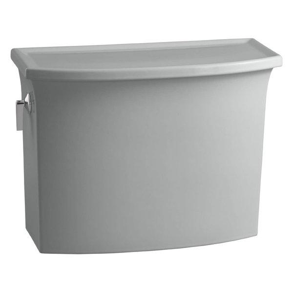 Kohler K-4431 Archer 1.28 GPF Toilet Tank Only - Grey