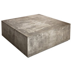 Rustic Outdoor Coffee Tables by Urbia