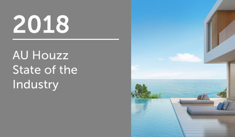 The 2018 Australia Houzz State of the Industry Report
