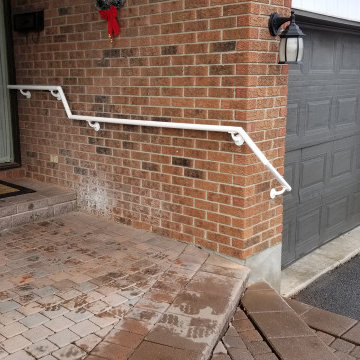 14' of Continuous Handrail