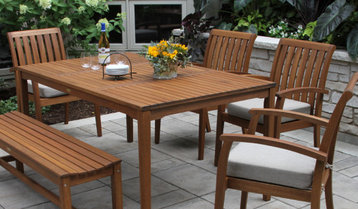 Outdoor Dining Sets and Separates