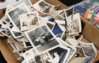 6 Steps to Organising Your Loose Photos