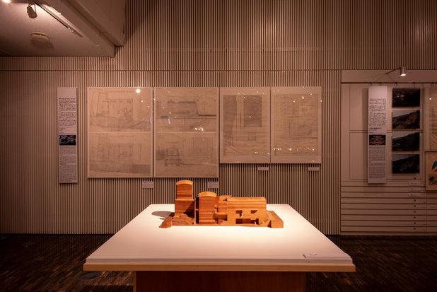 【東京】安藤忠雄初期建築原画展ー個の自立と対話