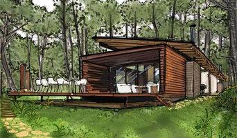 """Концепция """" дом в лесу"""