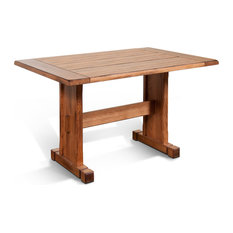 """50"""" Rectangle Rustic Sedona Nook and Dining Table, Table only"""