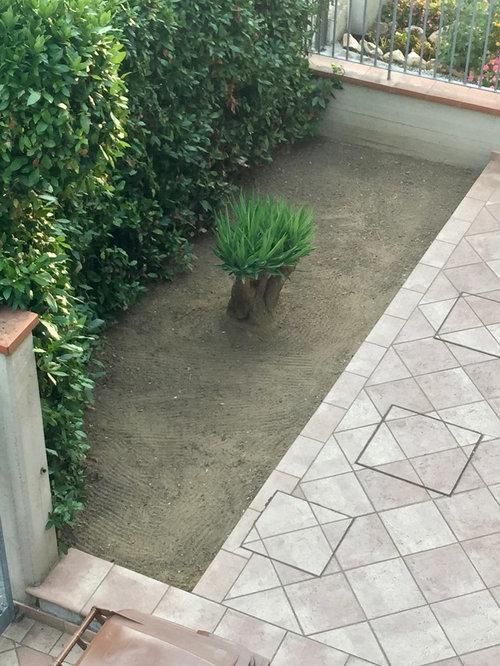 Mini-giardino come sistemare??