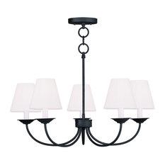 Livex Lighting 5275-04 Ceiling Light/Semi-Flush Mount Light