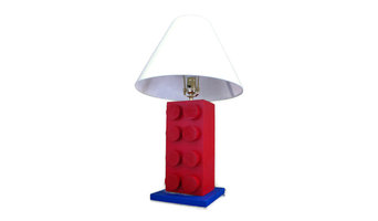 Lego Style Lamp by Happywood Goods