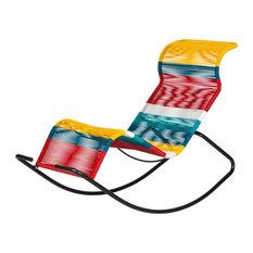 Playa Acapulco Rocking Chair, Multi Color
