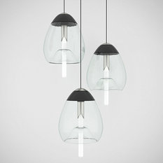 Suspension luminaire contemporaine for Suspension contemporaine salon