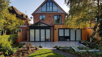 Contemporary House Remodelling - Attic Conversion & Single Storey Rear Extension