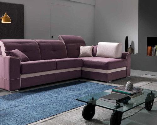 15 idee per divani letto trasformabili con materasso comodo - Divano letto comodo per dormire ...