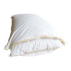 Down Pillow in a Pillow, Shredded Memory Foam Inner