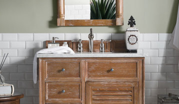 Bestselling Rustic and Farmhouse Vanities