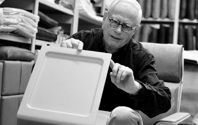 Designikonen: Dieter Rams – der große Aufräumer