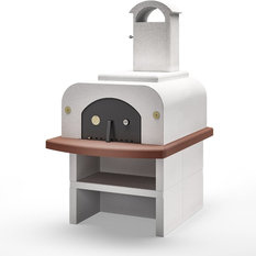 Piralla - Palazzetti FORNO LARGE  Barbecue Outdoor Cooking Pizza Oven By Paini - Outdoor Pizza Ovens