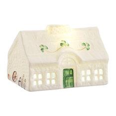Belleek Blarney Cottage LED Light