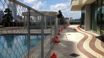 Lowest Price to Rent a Temporary Fence in Zachary LA Licensed Fence Contractor |