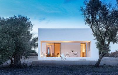 Casas Houzz: El sueño de dos jóvenes hecho realidad en Formentera