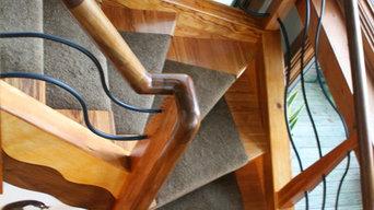"""""""Art Stair"""" Upfit"""