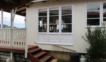 windows frames painting