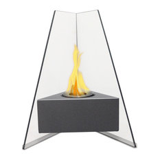 Manhattan Tabletop Bio Ethanol Fireplace, Anywhere Fireplace