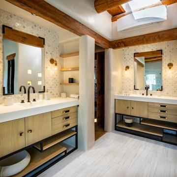 Las Campanas Master Bath